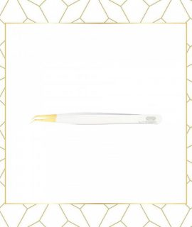 Luxury Professional Tweezer No. 12