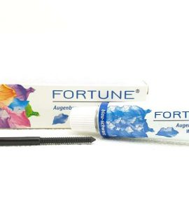 Fortune Wenkbrauw En Wimper Verf Blauw-zwart